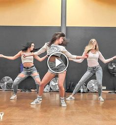 Dance Workout Videos, Dance Choreography Videos, Dance Videos, Acro Dance, Dance Moves, Weather Girl Lucy, Dance Motivation, Crazy Funny Videos, Dance Routines