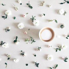 Esta artista japonesa crea un diario visual único mientras se toma su café