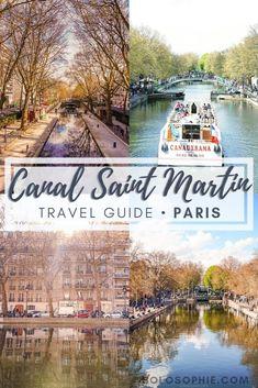 Canal Saint Martin P