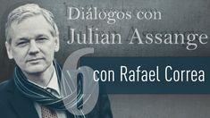 Entrevista con el presidente de Ecuador, Rafael Correa - Diálogos con Ju...