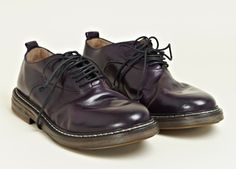 marsell oxford shoe.
