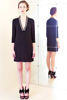 Erin Fetherston Pre-Fall 2012 Fashion Show - Allaire Heisig