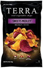 Rosemary Sea Salt Sweet Potato Chips - Pure Grace Farms