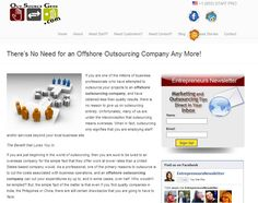 There's No Need for an Offshore Outsourcing Company Any More! Business Professional, The Millions, Entrepreneur, Geek Stuff, Projects, Blog, Geek Things, Log Projects, Blue Prints