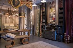 Workroom Couture Home Showroom - Photography by Jill Buckner