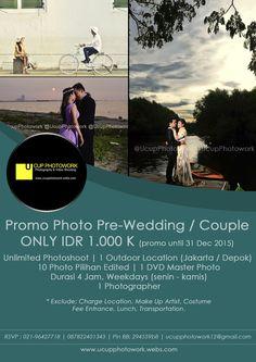 #promosi #bulanini #kodekeras #kapannikah #tanyakawin #penganten #kawin #menikah #pranikah #fotografer #jakarta #depok