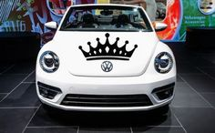 Auto Car Vinyl Decal Princess King Crown for Hood Decor Removable Stylish Sticker Unique Design Any Vehicle Decal House http://www.amazon.com/dp/B00DB478IY/ref=cm_sw_r_pi_dp_S8NUtb0PT306RH6H