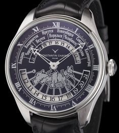 Konstantin Chaykin Russian Time Watch