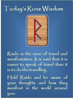 Raido Rune