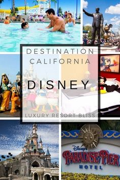 Compare Disneyland Resort Anaheim California and Packages with all the best family friendly hotels and packages nearby. Disneyland Resort California, Disney California Adventure Park, Anaheim California, Disneyland Rides, Disneyland Secrets, Best Resorts, Vacation Resorts, Luxury Resorts, Vacation Ideas