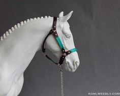 ♞Pinterest ➝ LimitlessSkyy♘ Bryer Horses, Leather Halter, Big Horses, Horse Accessories, Horse Sculpture, Saddle Pads, Httyd, Horse Tack, Animals And Pets