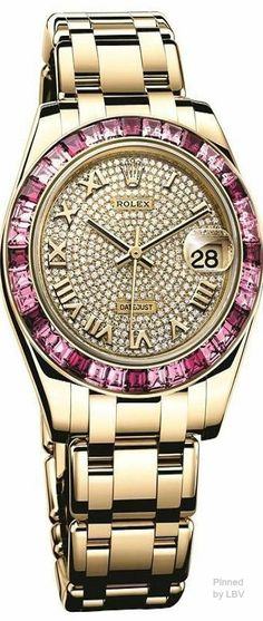 The Glam of Rolex  | LBV ♥✤