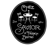 Logo de un restaurante italiano Chez Savior