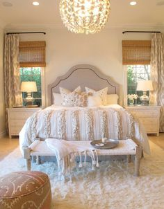 31 amazing small master bedroom decorating design ideas on a budget 21 ⋆ All About Home Decor Dream Master Bedroom, Small Room Bedroom, Master Bedroom Design, Master Bedrooms, Modern Bedroom, Small Rooms, Bedroom Themes, Home Decor Bedroom, Bedroom Furniture