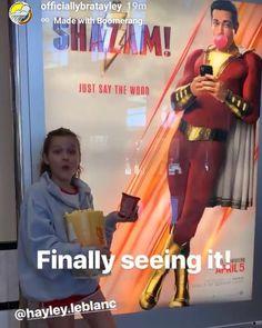 Awww the Leblancs are seeing the movie that Annie's boyfriend is in how cute 💖💖 Julianna Leblanc, Hayley Leblanc, Annie Grace, Annie Lablanc, Diamond Instagram, Annie And Hayden, Bratayley, Kendo, Youtubers