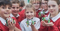 Why this tech firm is taking #robotics into cambridgeshire classrooms