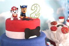 When starting to plan my son's 2nd birthday party, it was a very quick decision to make the theme all things Paw Patrol! My little guy is absolutely obsessed with the show and so I knew that he would be thrilled to see his favorite characters sprawled all over our home, in honor of his …Read more...