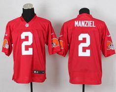 Cleveland Browns #2 Johnny Manziel