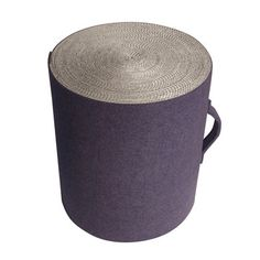 Maki Pouffe Violet, 99€, now featured on Fab.
