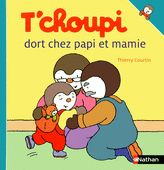 T'choupi mange à la cantine - Éditions NATHAN