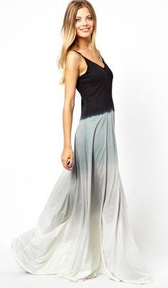 Superdry Dip Dye Maxi Dress