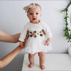Floral and Tutu Dress