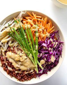 Buddha bowls: 5 recept på nyttiga matlådor för hela veckan – Metro Mode