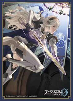 """I have family in Hoshido. I also have family in Nohr. Even if I were to lose everything... Even..."