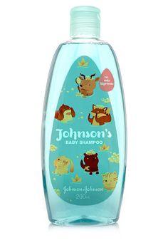 Johnson & Johnson Baby Concept packing