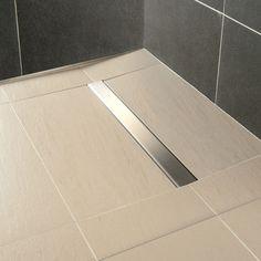 Buy Impey Aqua-Dec Linear 2 Wet Room Former, 1200mm x 900mm, Linear Waste Online