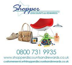 Contact Shopper Discounts and Rewards