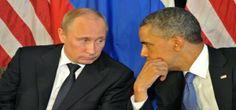 """ΤΟ ΚΟΥΤΣΑΒΑΚΙ: Πούτιν: «Μπορείτε ν"""" αποτρέψετε την αιματοχυσία» –...   Νέα τηλεφωνική επικοινωνία είχαν οι Βλάντιμιρ Πούτιν και Μπαράκ Ομπάμα, με αφορμή το ιδιαίτερα τεταμένα κλίμα στην Ανατολική Ουκρανία. Οι επαφές των δύο πλευρών θυμίζουν παρτίδα σκάκι, με τον Ρώσο πρόεδρο ν"""" αρνείται ότι η Μόσχα βρίσκεται πίσω από τα αποσχιστικά κινήματα στην περιοχή και τον Αμερικανό να προειδοποιεί με νέες κυρώσεις."""