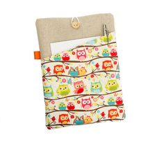 Cute Owl iPad caseOwl iPad Air case Cute iPad mini by Mangoandme