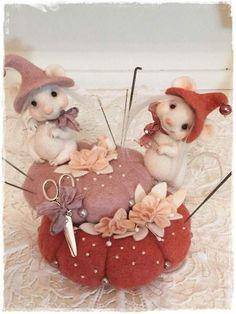 Atelier of Mouses. by By Sadovskaya Tatiana | Bear Pile