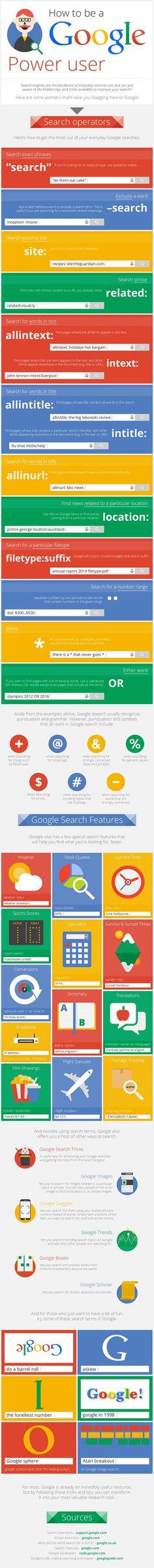 Truques para usar a busca do Google de um jeito que você não imaginava que podia