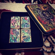 Zippo Mysteries Forest