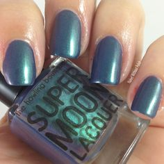 Super Moon Lacquer Mystic Mountain