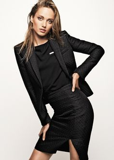 Karmen Pedaru Models Mangos Winter 2012 Collection