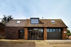 A former St. John's Ambulance Station East Sussex, England has been given a complete, head-to-toe makeover.
