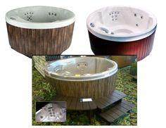 the denali by sundance spas it s a classic shape a. Black Bedroom Furniture Sets. Home Design Ideas