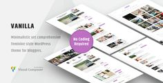 [GET] Vanilla - Lifestyle & Fashion WordPress Blog Theme (Personal) - NULLED - http://wpthemenulled.com/get-vanilla-lifestyle-fashion-wordpress-blog-theme-personal-nulled/