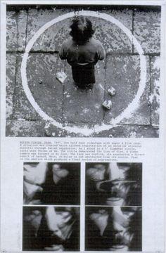 Rocked Circle - Fear — Dennis Oppenheim  Art Experience NYC  www.artexperiencenyc.com
