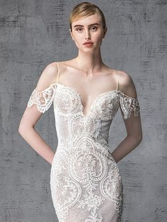Victoria KyriaKides Spring 2019: Ethereal Dresses Inspired by Feminine Strength | TheKnot.com
