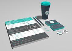 Self promotion CV & business cards for myself as a Graphic Designer.I am Anthony McCann, I am Creative Resume Design, Branding Design, Cv Inspiration, Best Color Schemes, Self Branding, Self Promotion, Brand Me, Grafik Design, Brand Packaging