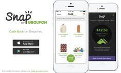 Snap: Nueva Aplicación, Ya sabes cómo Funciona? Gana dinero cuando compres tus productos favoritos!