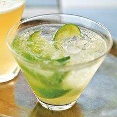 Caipirinha - haven't even heard of it before but would love to try it!