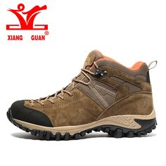 59.99$  Watch here - http://aliezr.shopchina.info/1/go.php?t=32789077192 - 2017 xiangguan Hiking Boots high for Man Breathable Mountain Climbing Outdoor Shoes high quality Combat boots sneakers 39-45  #aliexpress
