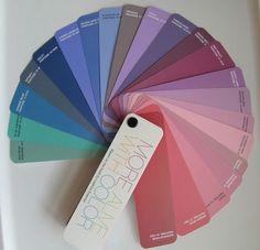Color Palette///DYT Type 2