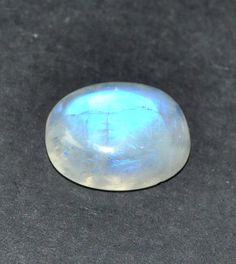 Rainbow Moonstone Oval Cabochon  16.6 x 12.9 x 5.8 mm by AliveGems, $5.50