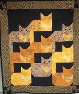 images of shy kitten paper pieced quilt block - Yahoo Image Search Results
